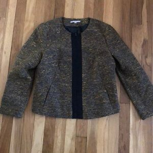 Dressy Gap Tweed Blazer Jacket